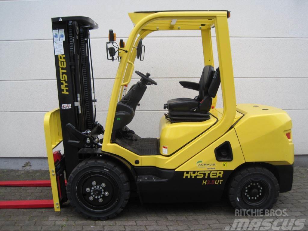 Hyster H 3.5 UT