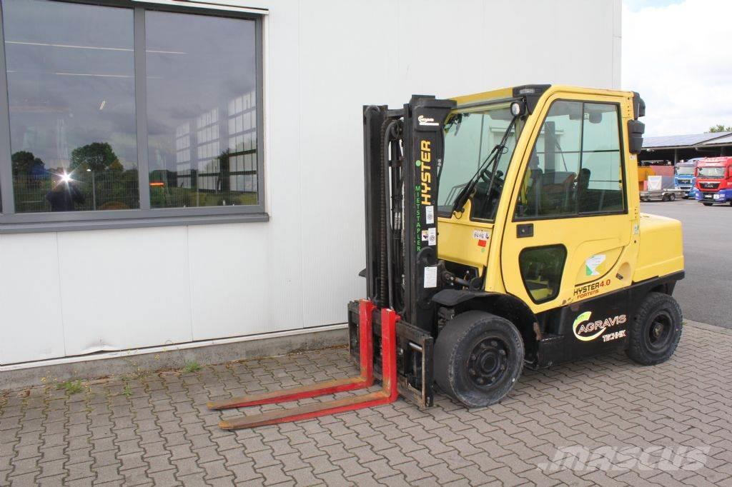 Hyster H 4.00 FT