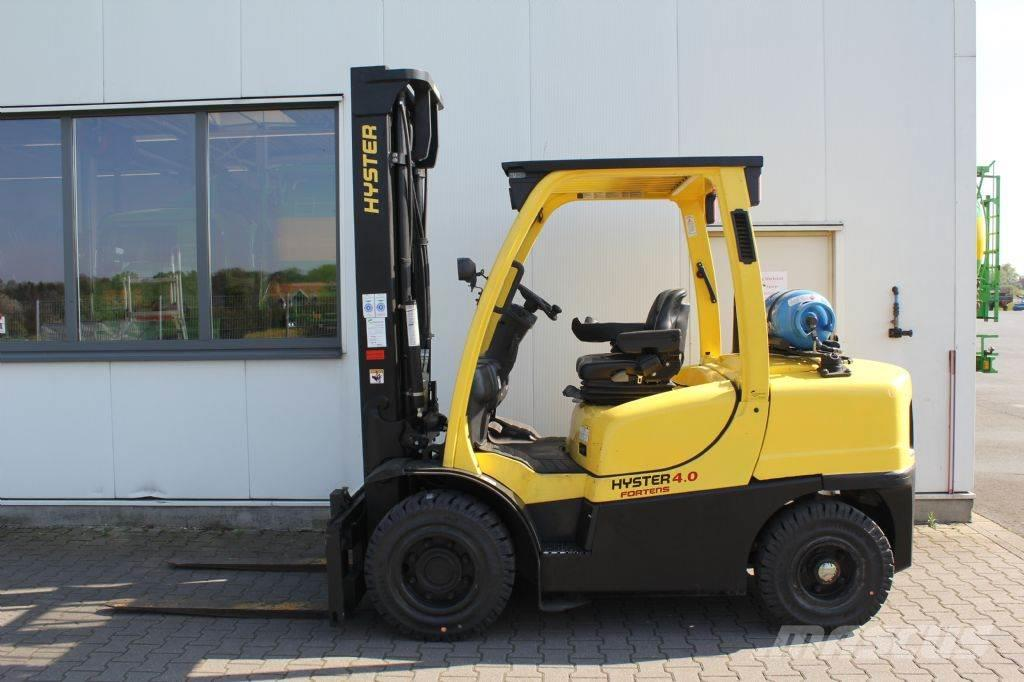 Hyster H 4.0FT6