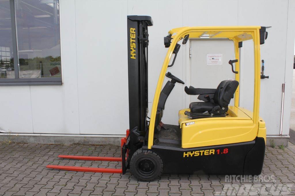 Hyster J 1.8 XNT LWB