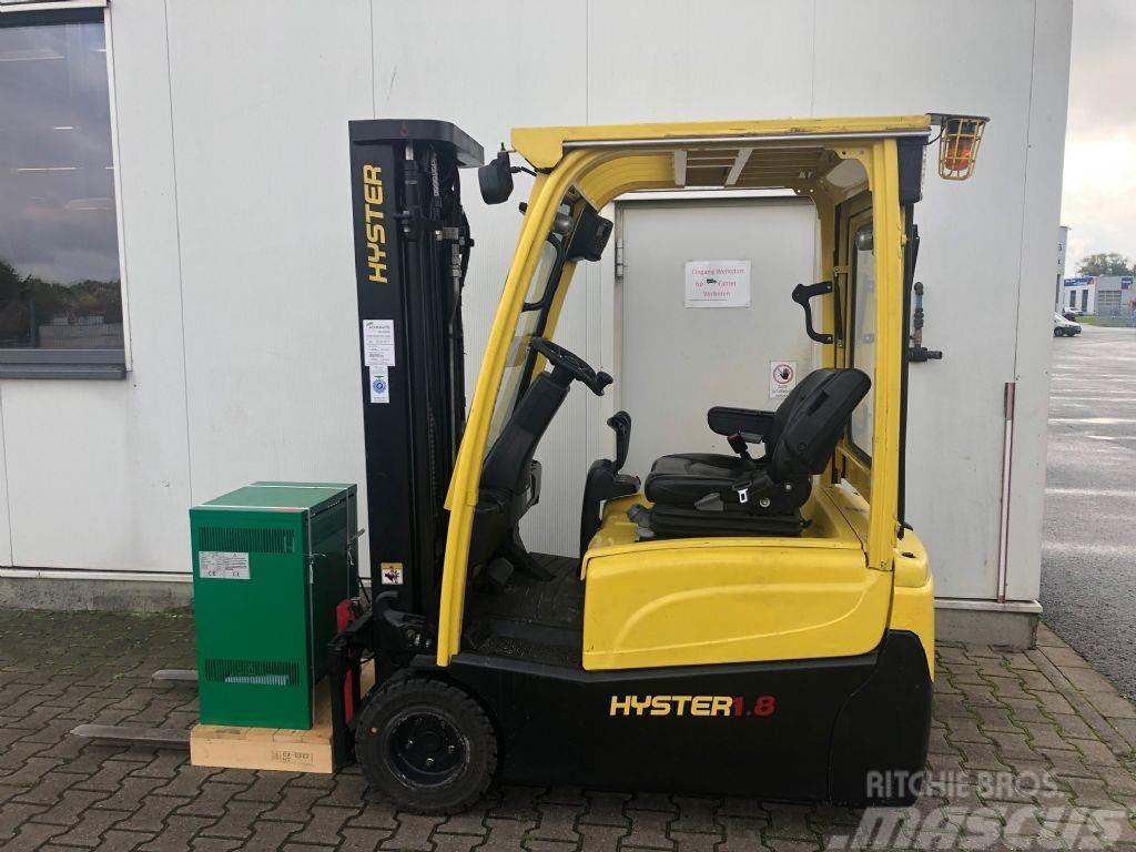 Hyster J 1.8 XNT MWB