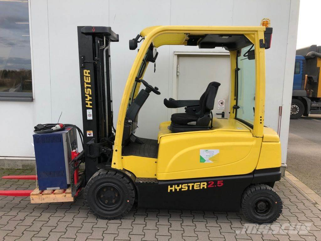 Hyster J 2.5 XN