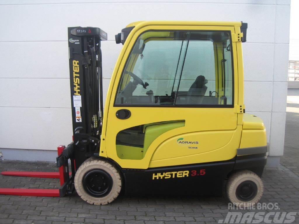 Hyster J 3.5 XN