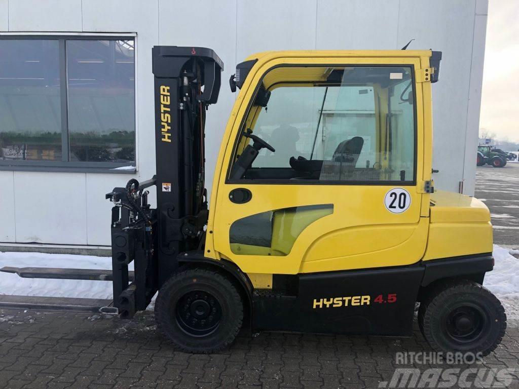 Hyster J 4.5 XN AC