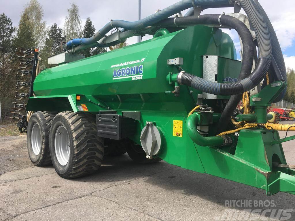 Agronic 20M3 KPK AG8000-MULTAIN