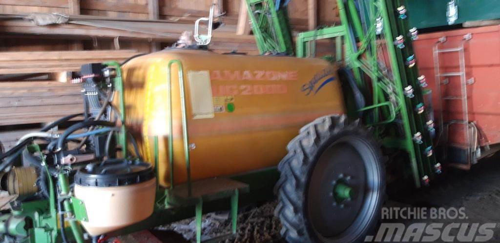 Amazone UG 2200 15S