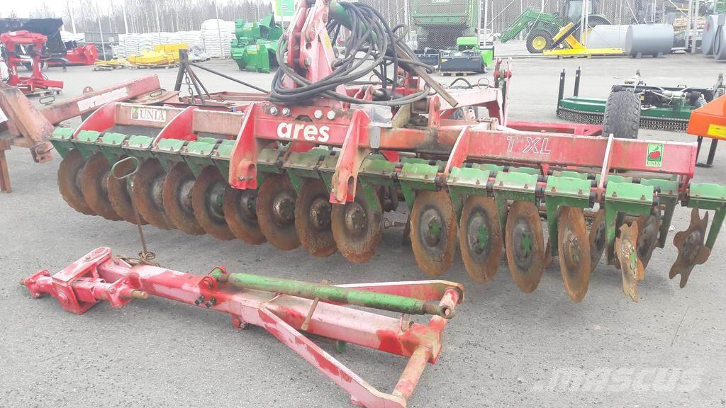 Ares 4M XL, 2008, Disc harrows