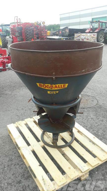 Bogballe 350KG