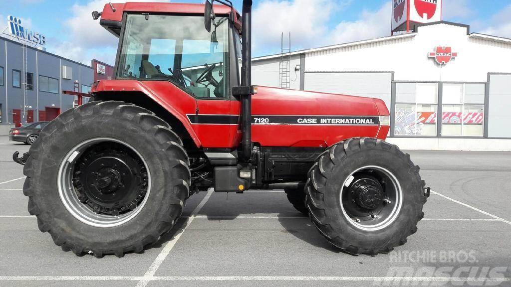 Case Ih 7120 : Case ih magnum tractors price £ year of