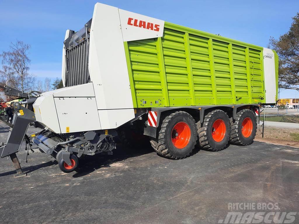 CLAAS GARCOS 9600
