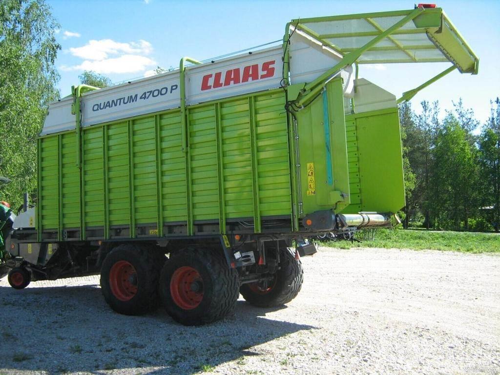 CLAAS QUANTUM 4700