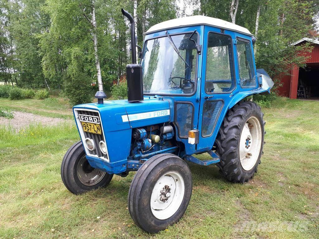 Ford 3600 Tractor Data : Used ford tractors year price for