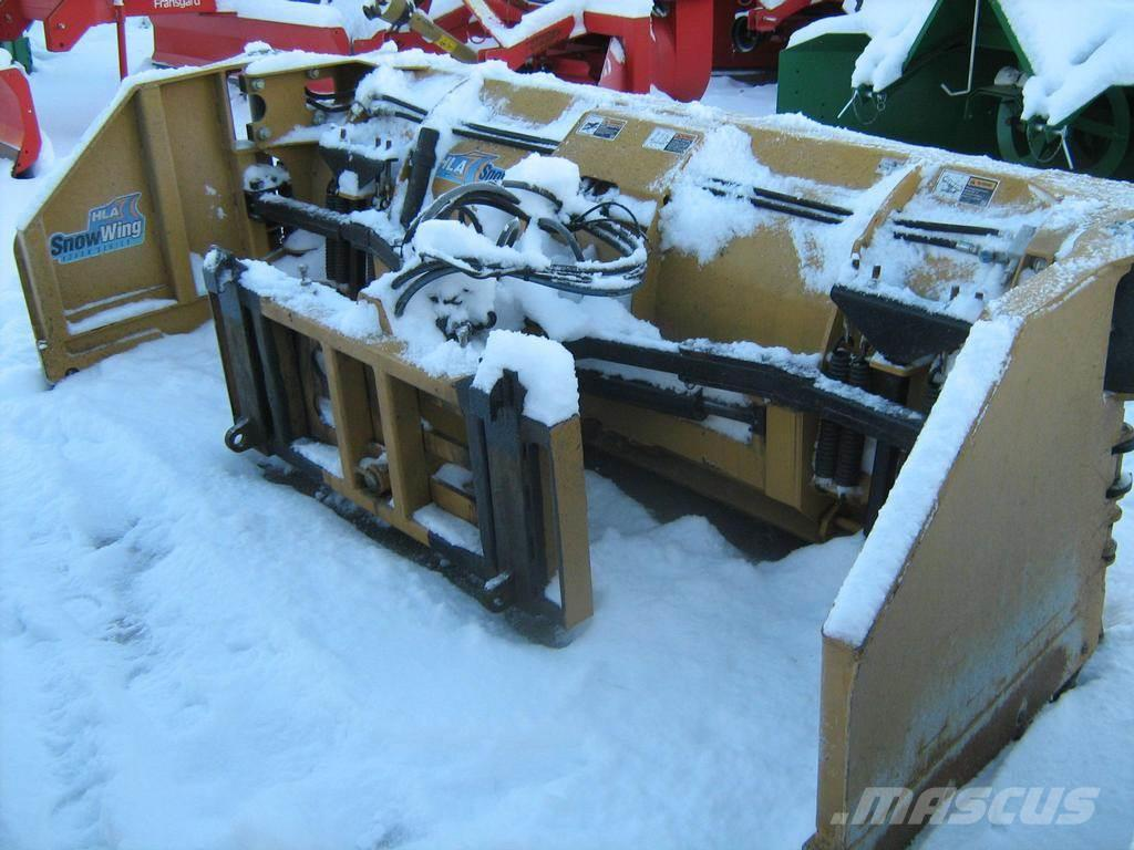 HLA SNOW WING 2700/4500