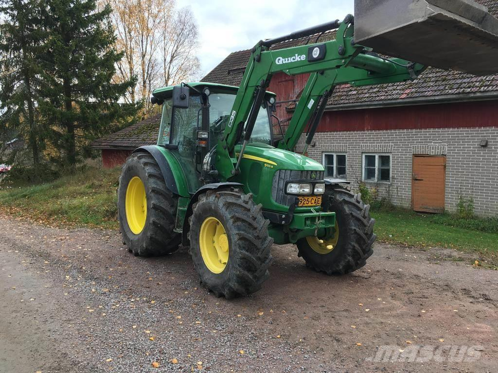 john deere 5100 r gebrauchte traktoren gebraucht kaufen und verkaufen bei 4e1102df. Black Bedroom Furniture Sets. Home Design Ideas