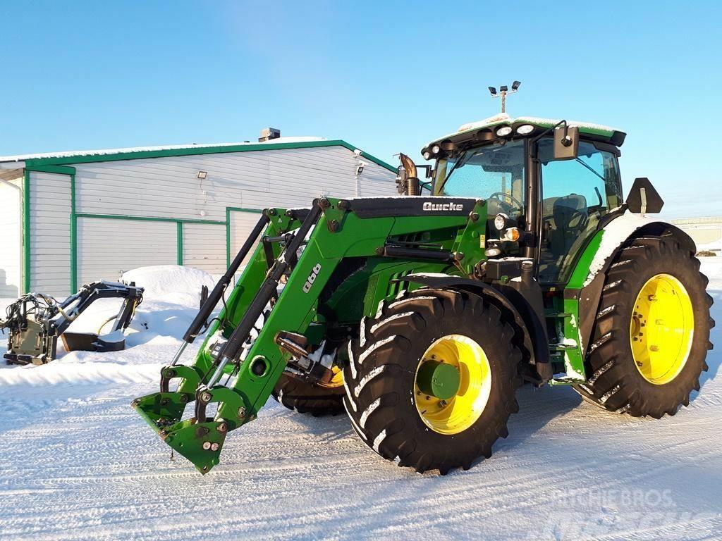 John Deere Tractors Product : John deere r tractors price £ year of