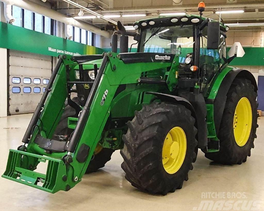 Traktori Vuokraus