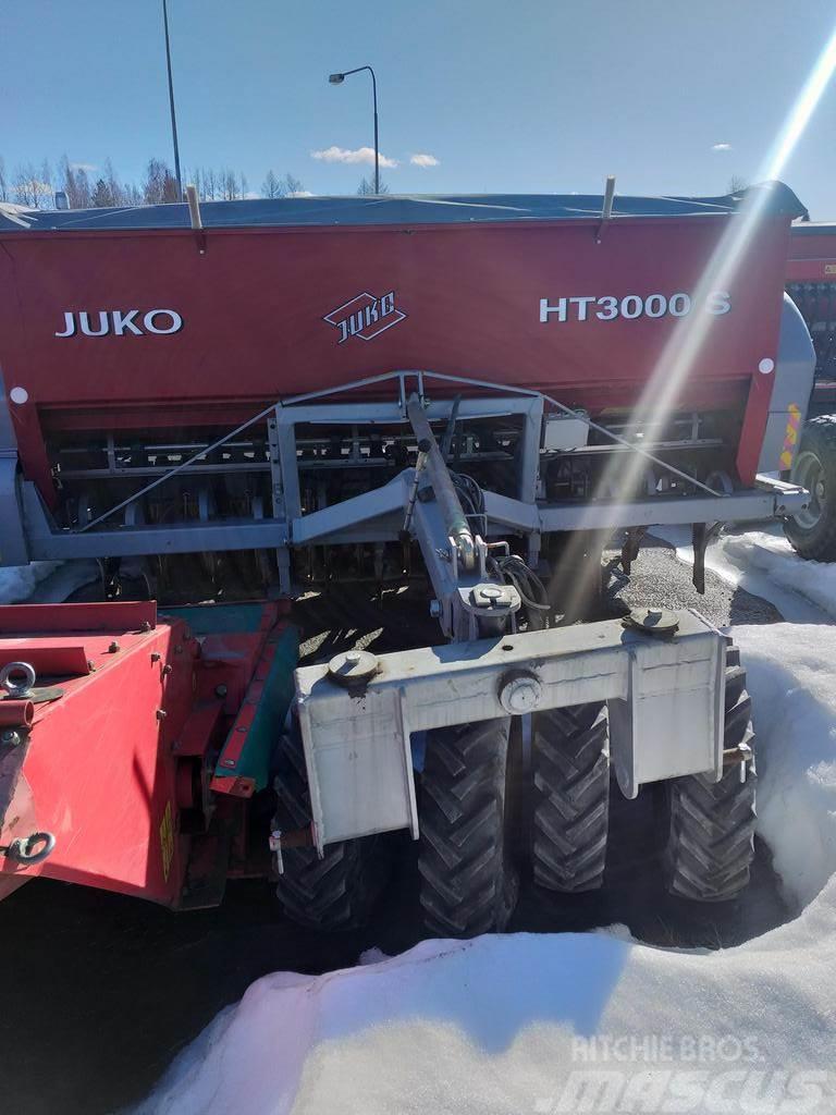Juko 3000HT+HS-LAITE