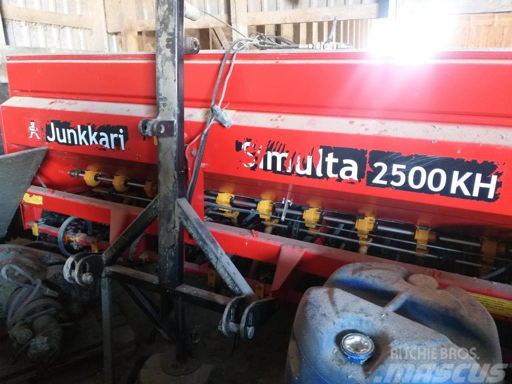 Junkkari 2500KH+HS-LAITE+LISÄLAIDA