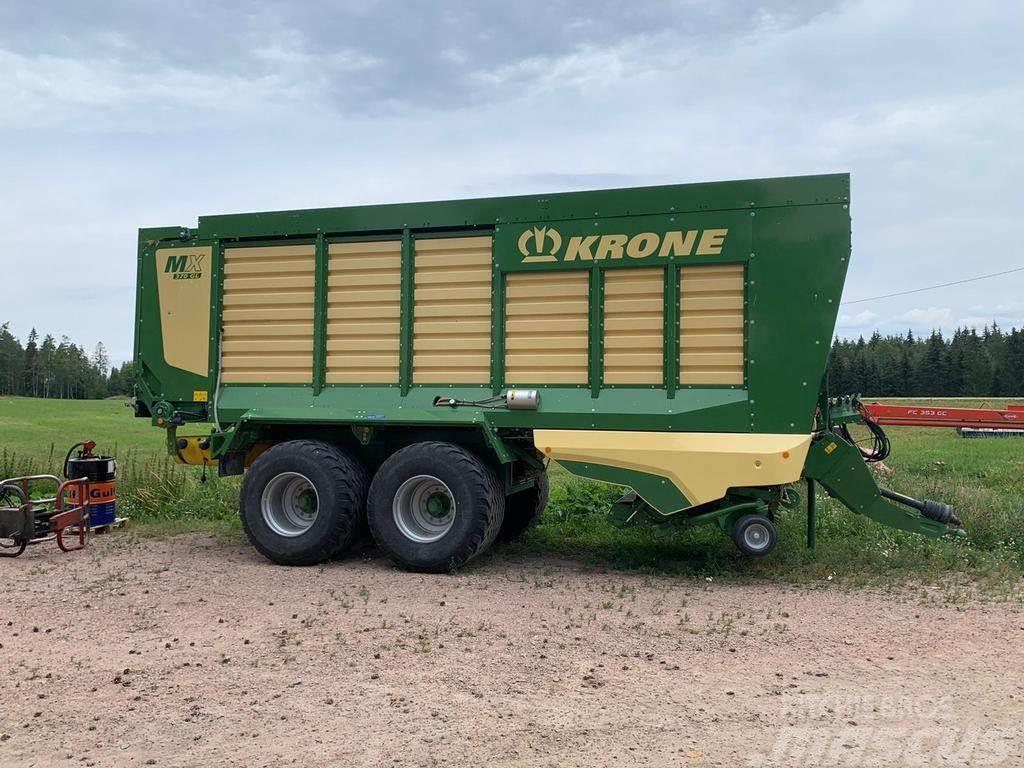 Krone KR MX 370 GL
