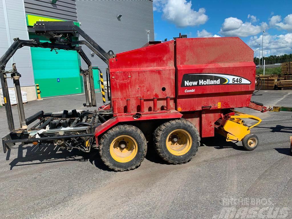 New Holland NH548