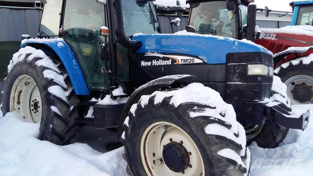 New Holland TM 120 CLASSIC
