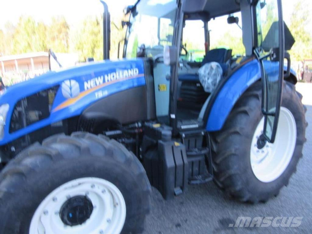 New Holland TS5.115 DCPS