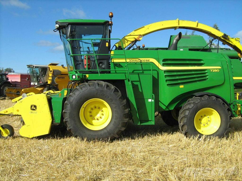 [Other] AJOSILPPURIT JOHN-DEERE 7280