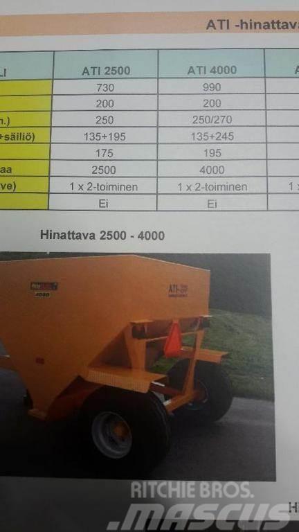 [Other] ATI-TERÄSTYÖ ATI 400 VAUNU JARRUIN