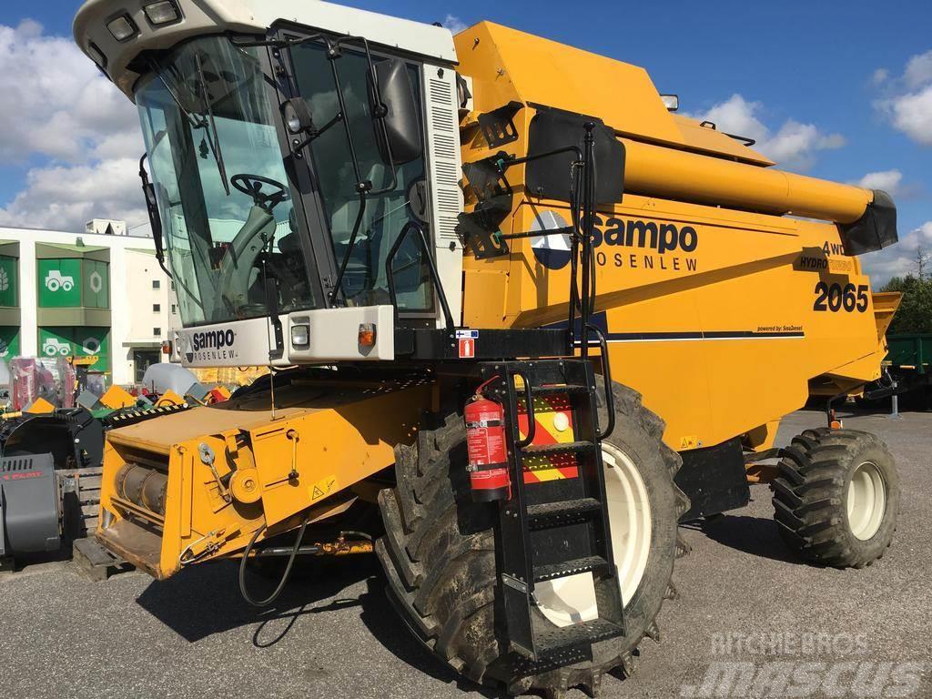 Sampo-Rosenlew 2065 HYDRO TURBO 4WD