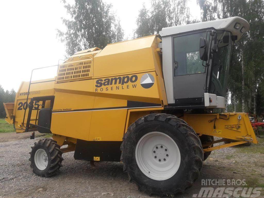 Sampo-Rosenlew SR2065HT130+PÖYTÄVAUNU