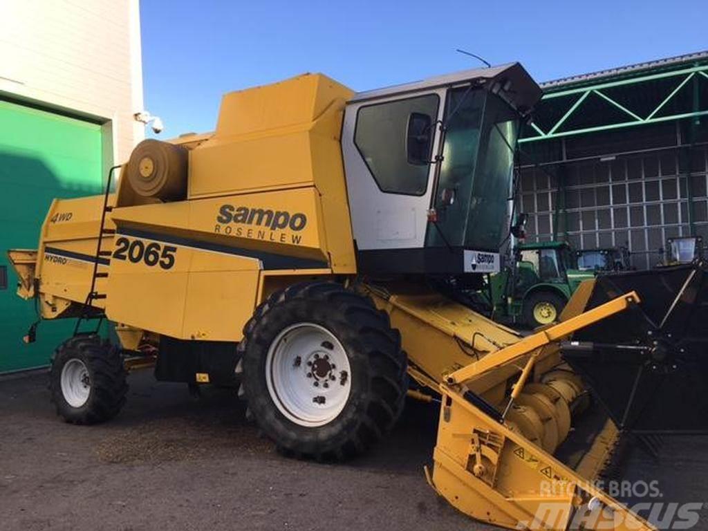 Sampo-Rosenlew SR2065 HT 140 4WD
