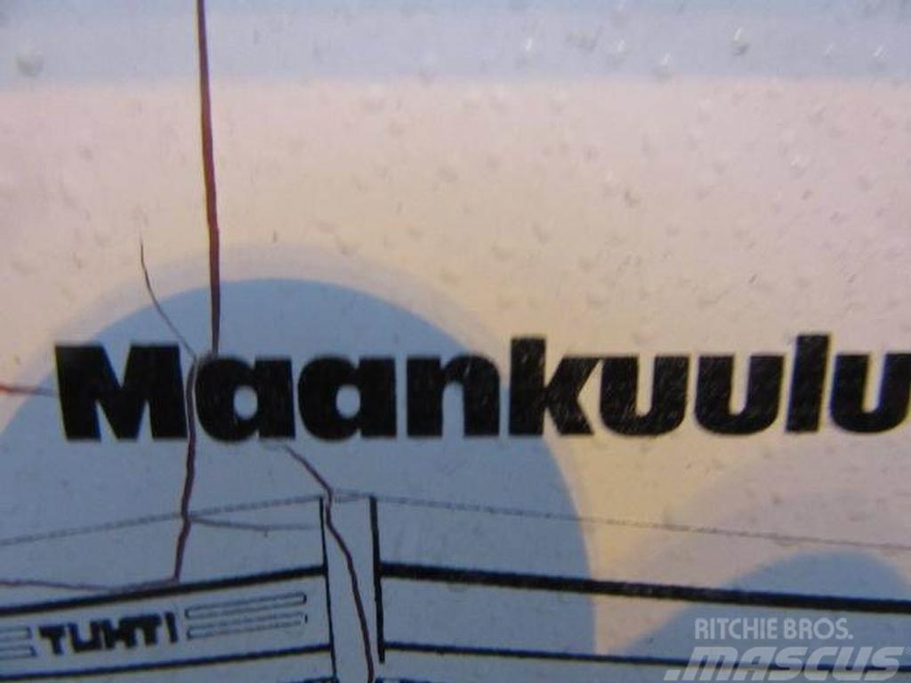 Tuhti M85 VILJALAIDOIN