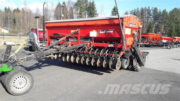 Tume Agrimaster 4000, 1995, Combination drills