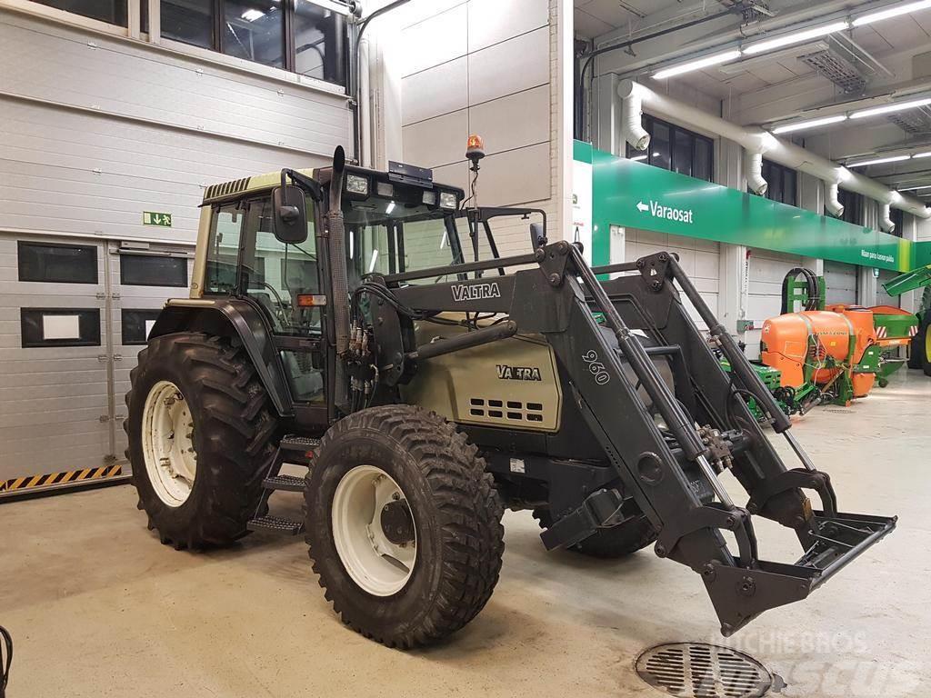 Valtra 6650 HITEC+Q960 EK