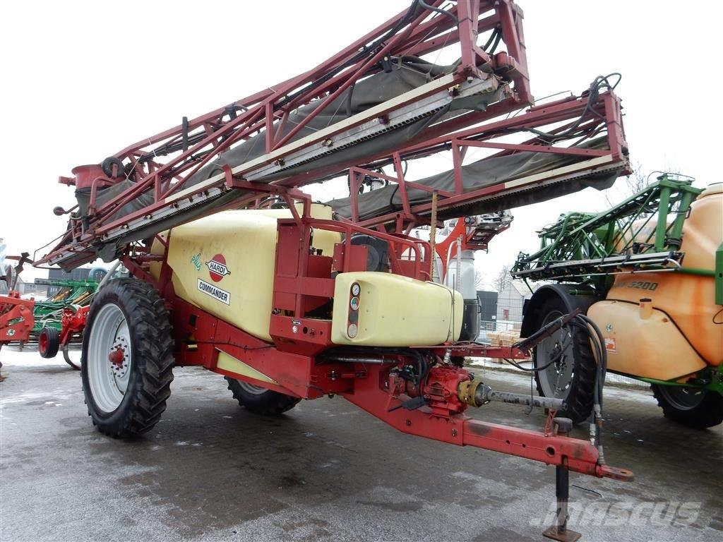 Hardi COMMANDER 4200 TWIN 28 meter