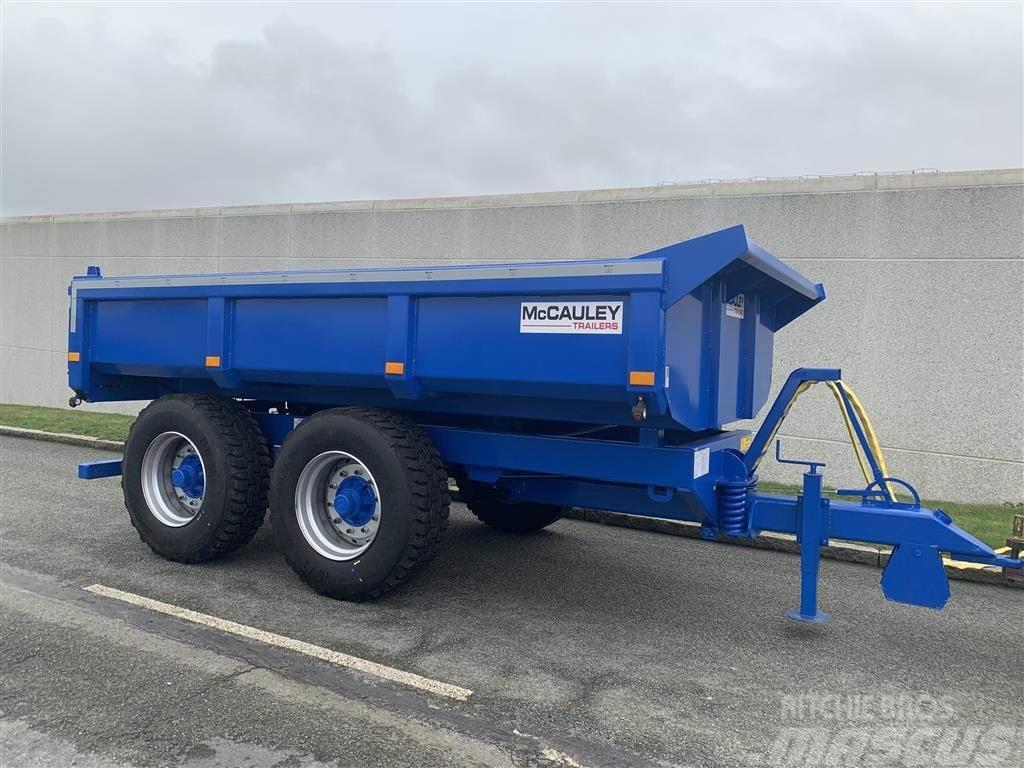 MAC GP 12 Dumpervogn - New Holland Blå