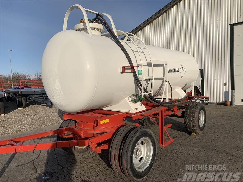 [Other] 4000 kg ammoniakvogn