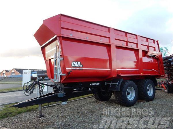 Peecon Cargo 16000 med vægt