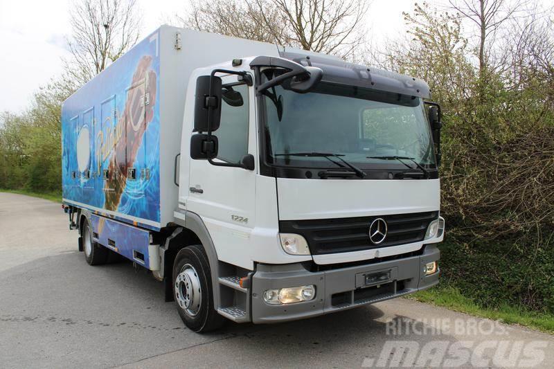 Mercedes-Benz Atego1224 Eis/Ice-33°CTüren4+4+2 Klima Euro5 LBW