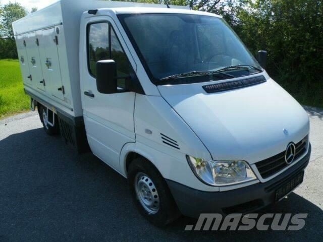 MERCEDES-BENZ Sprinter 311cdi Eis -33°C Cold Car3+3 ATM237tkm