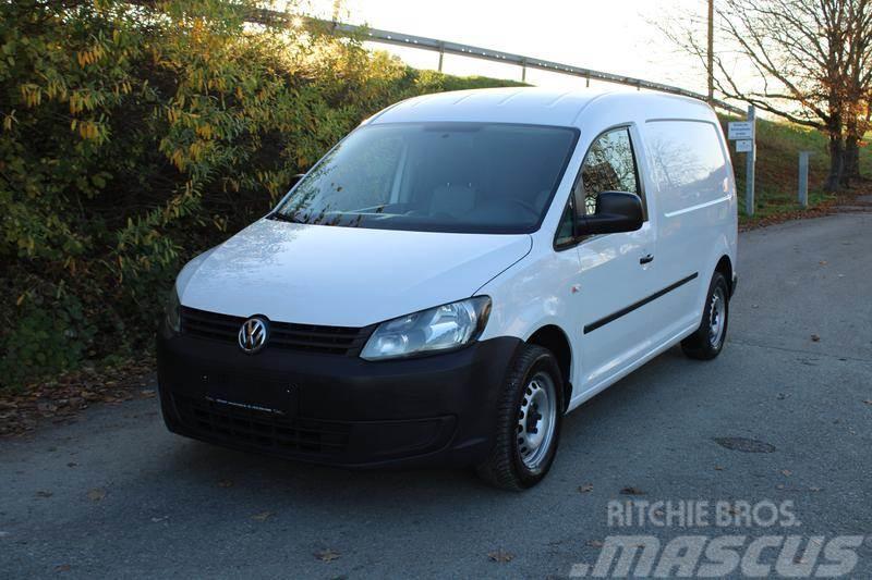 Volkswagen Caddy 1,6 TDI Maxi -20°C Tempomat Euro 5