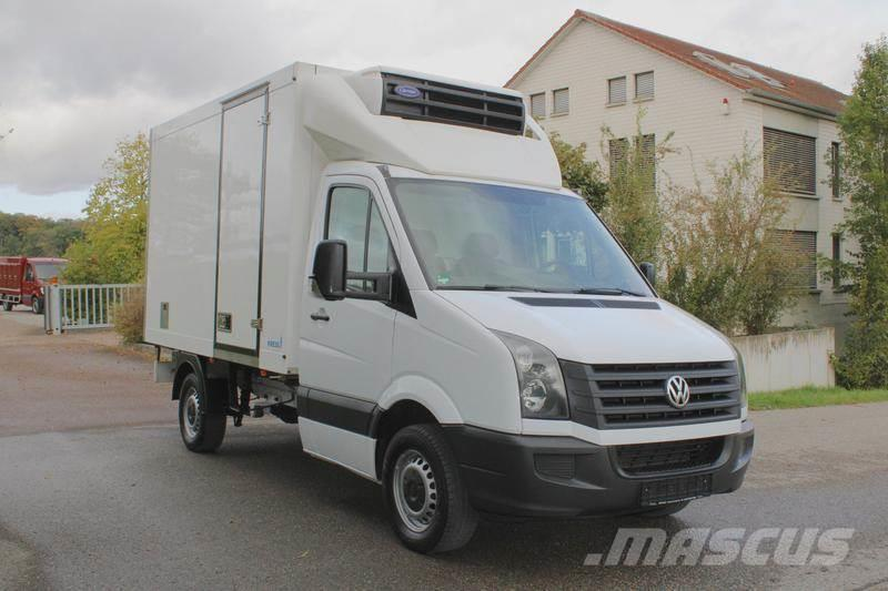 Volkswagen Crafter35tdi ATMGarantie Carrier Fahr/Stand -25°