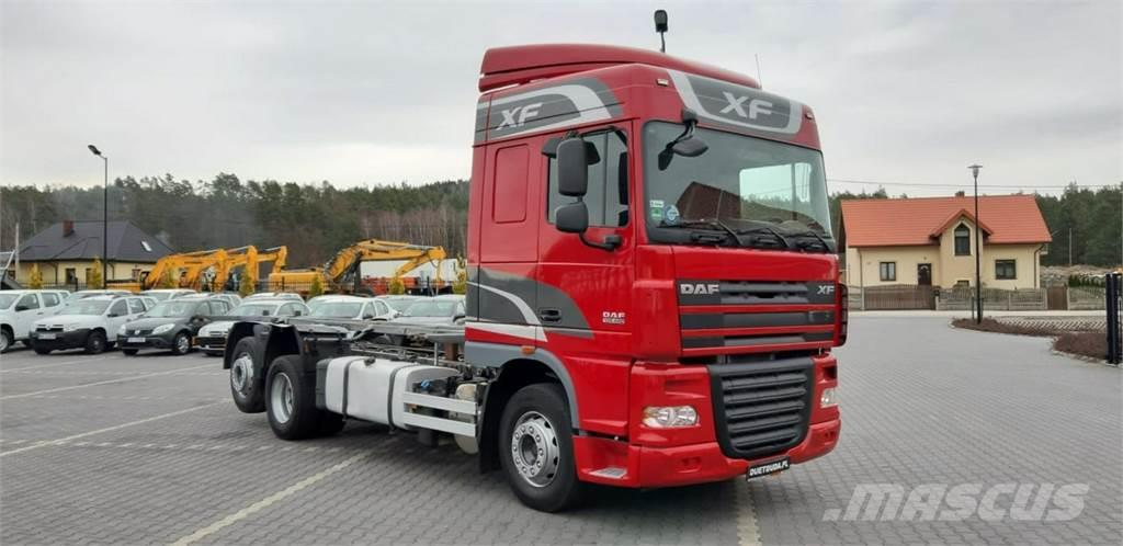 DAF XF 105.460 E5 6x2 Manual