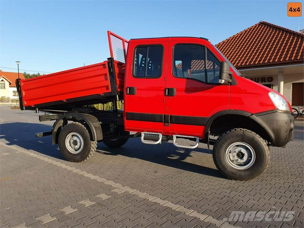Iveco Daily 4x4 55S18