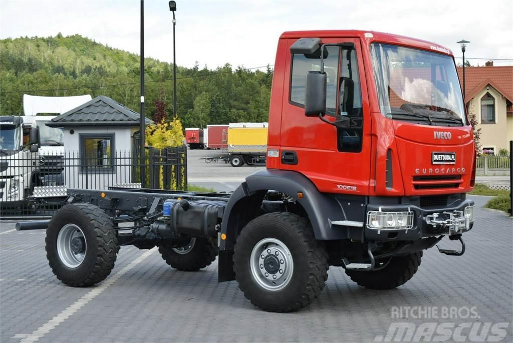 Iveco Eurocargo 100E18 4x4 DMC 10.T Man 10.224