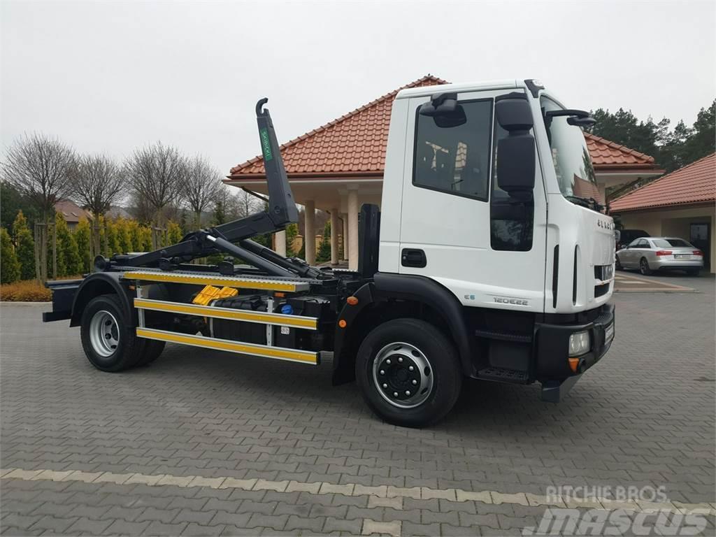 Iveco Eurocargo 120E22 HAKOWIEC