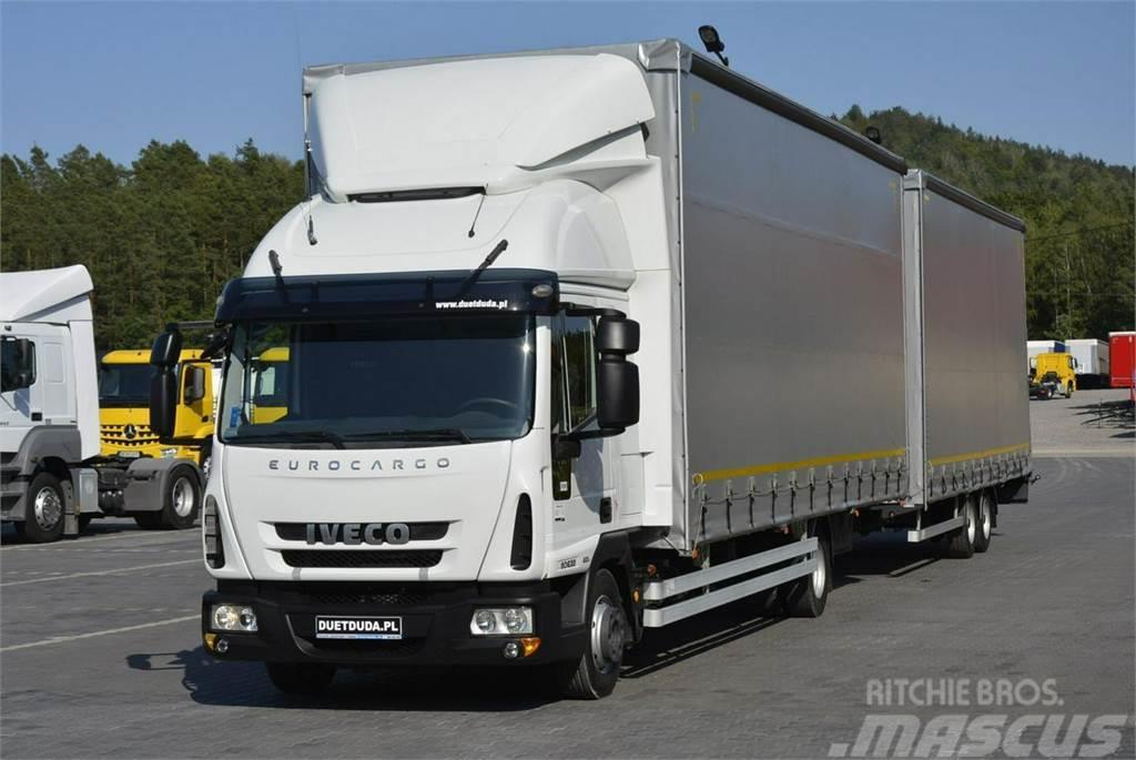 Iveco Eurocargo 80E22 Euro 5 EEV