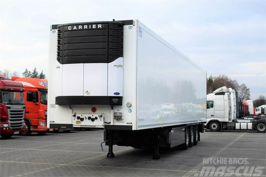 Krone DuoplexSteel Carrier Maxima 1300 Doppelstock