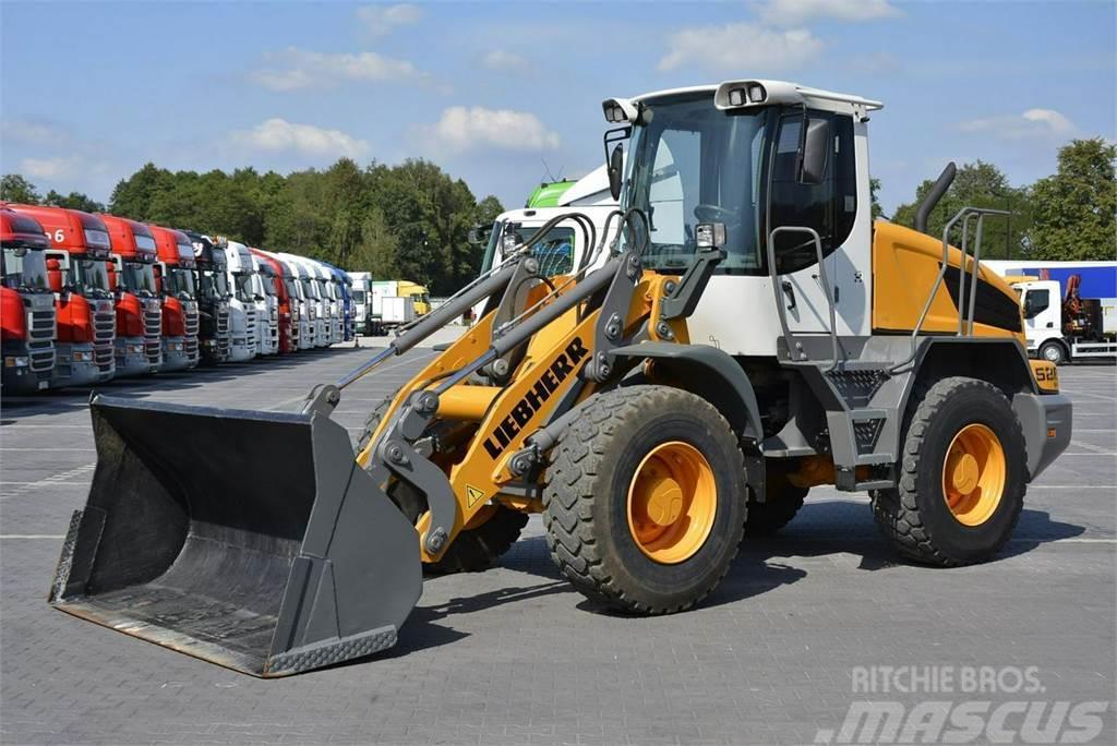 Liebherr 528 2plus1 Ładowarka 13500 kg