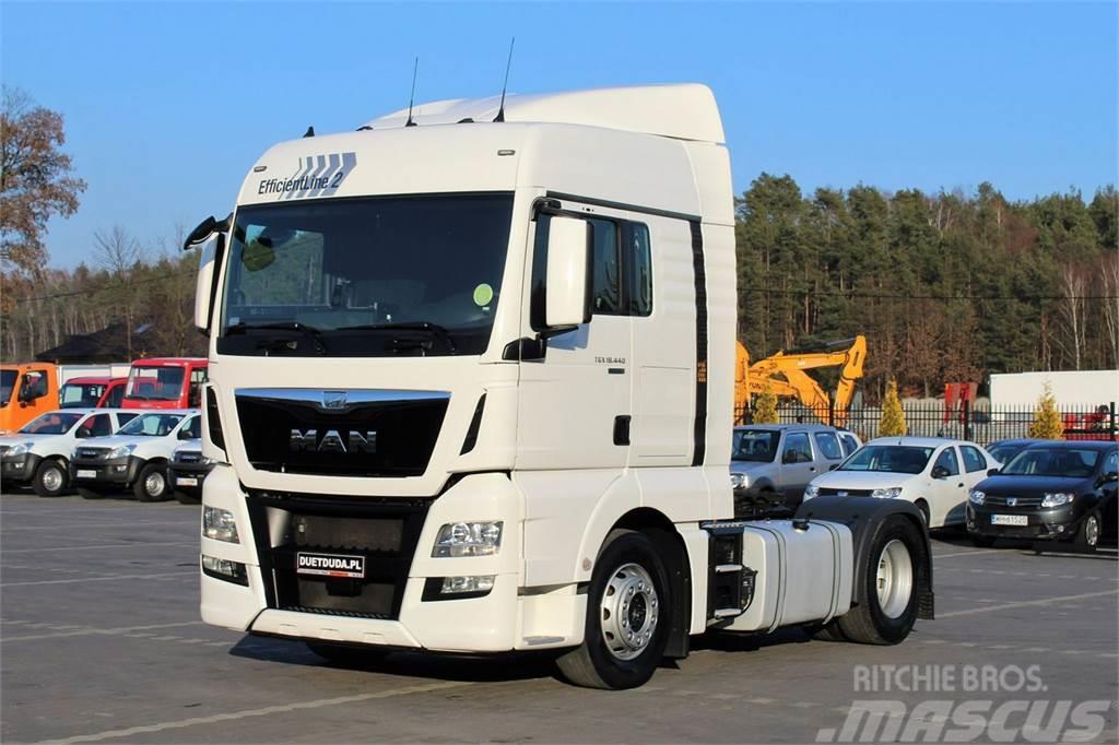 MAN TGX 18.440 Euro-6 XLX Automat